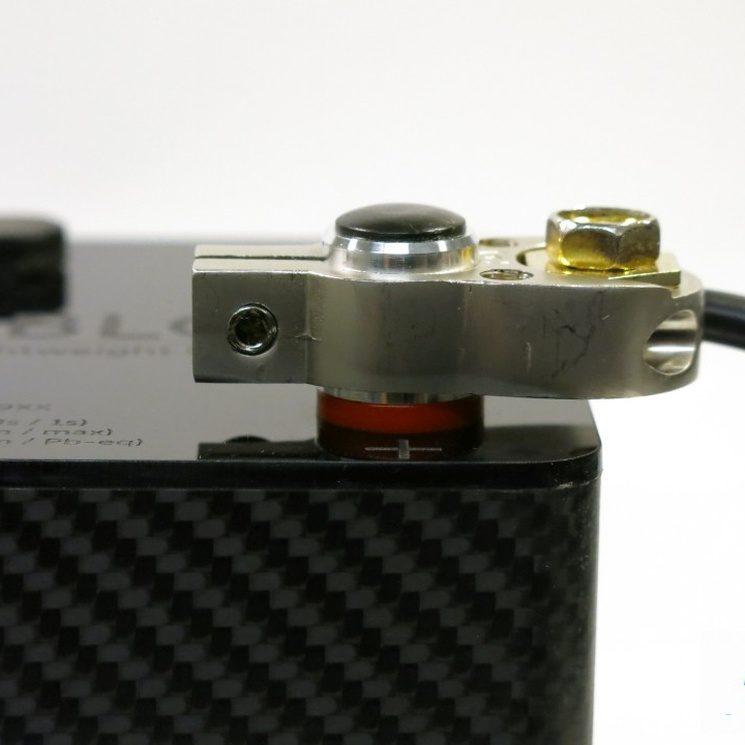 Anschluss Polklemme Batterie