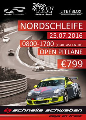 Trackday Nordschleife