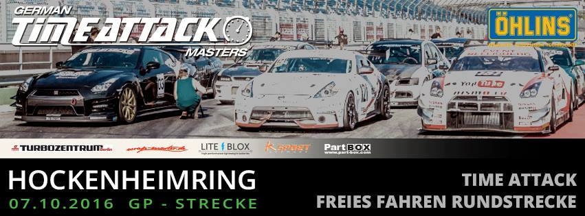 time attack hockenheim 2016