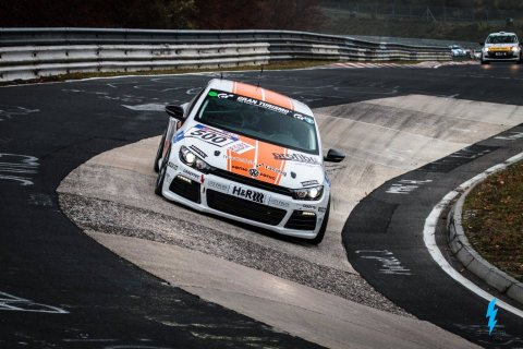 VW Scirocco Mathilda VLN Nürburgring