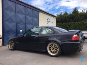 BMW E46 M3 1
