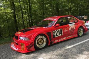 BMW Hillclimb 1