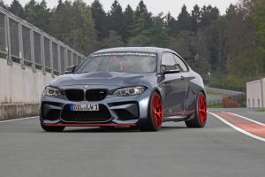 BMW M2 CSR LW 1