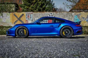 Porsche 991 EDO competition LITEBLOX 1