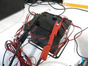 Batterie Messung Kapazität