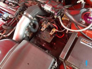 Mitsubishi Lancer EVO9 rallye 2