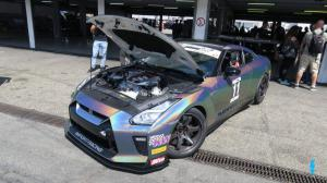 Nissan GTR ImportRacing 1