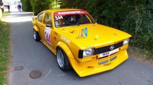 Opel Kadett C Coupe 1