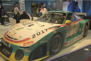 Porsche Kremer 1
