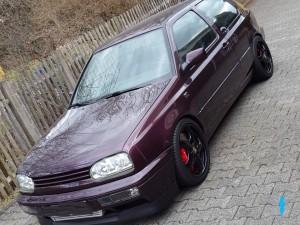 VW Golf3 1