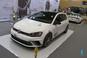 VW Golf Clubsport 1
